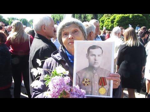 Баба Люба про Василя Юхимовича Безсмертного (2017.05.09, Полтава)