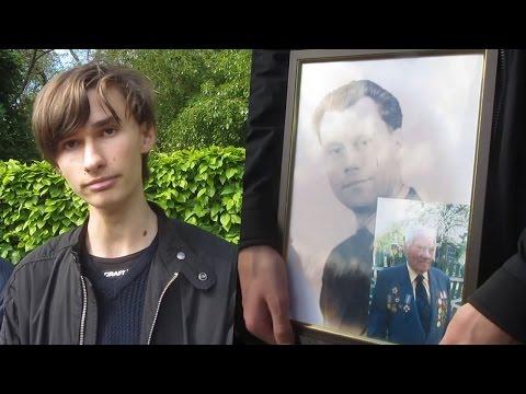 Ігор Біленький про Василя Васильовича Тригуба (2017.05.09, Полтава)