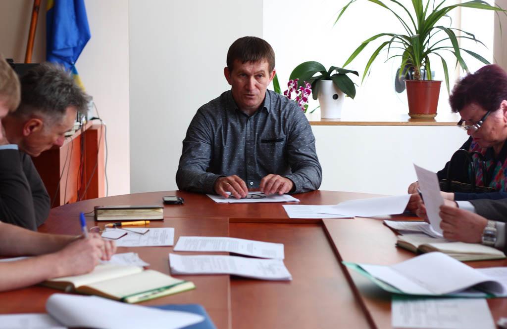 Директор Департаменту агропромислового розвитку Полтавської ОДА Сергій Фролов