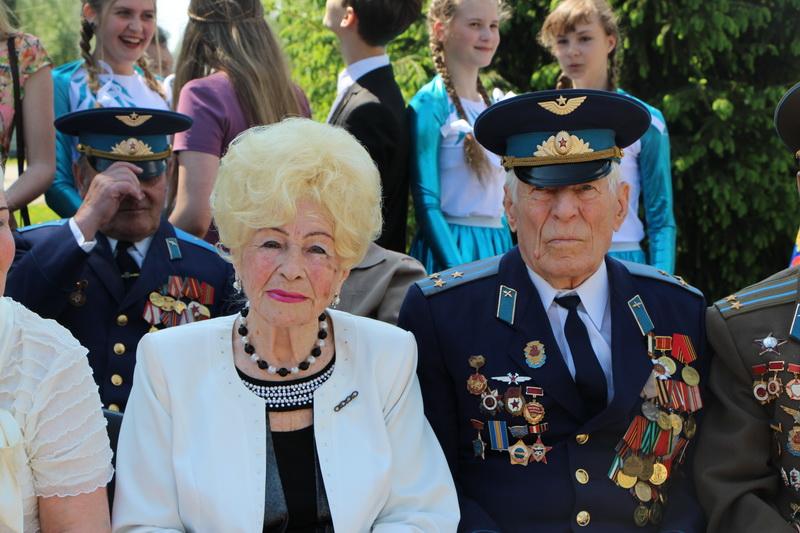 Ольга і Аркадій Петрови