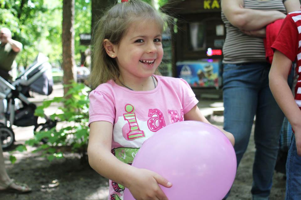 Найкраща оцінка роботи — посмішки на дитячих обличчях