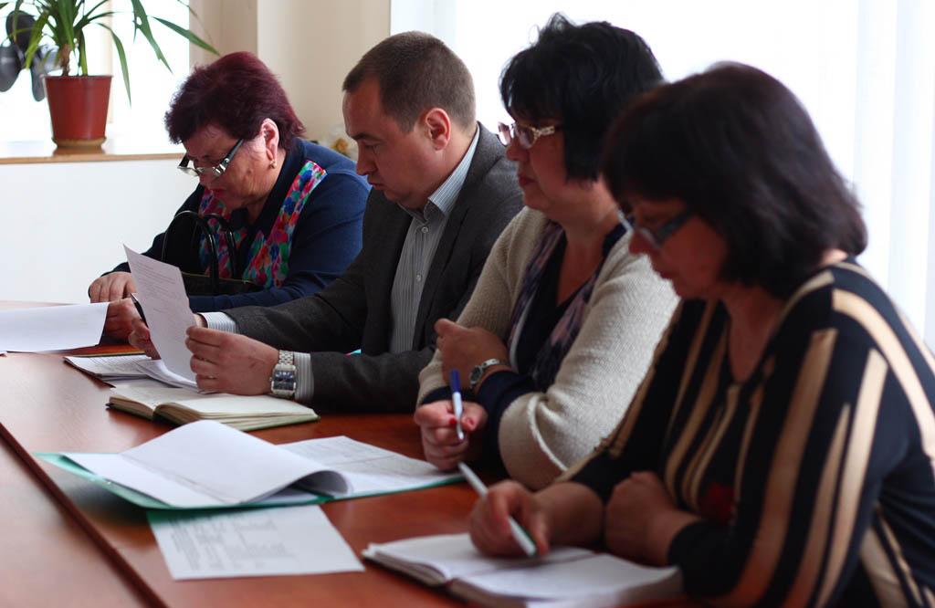 Перше засідання конкурсної комісії з визначення в 2017 році виконавців заходів Програми розвитку та підтримки аграрного комплексу Полтавщини