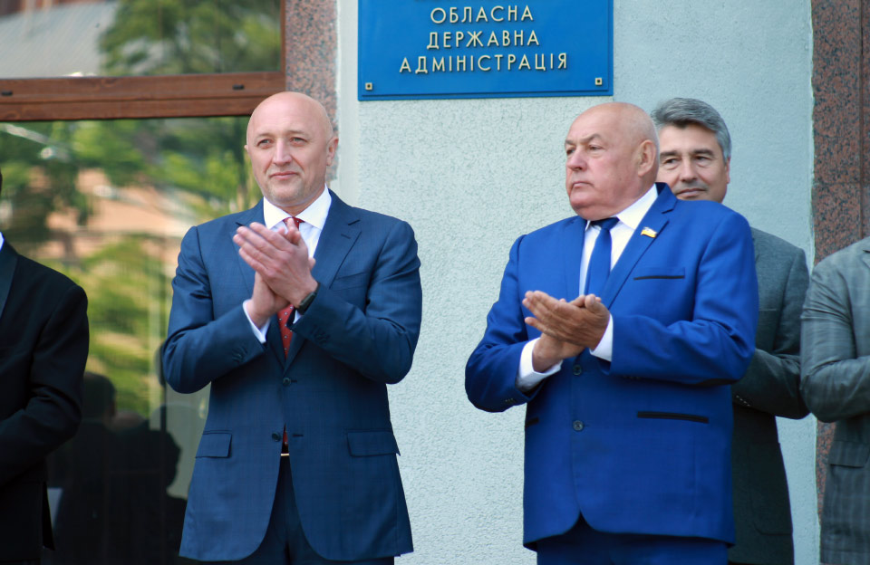 Валерій Головко та Андрій Река