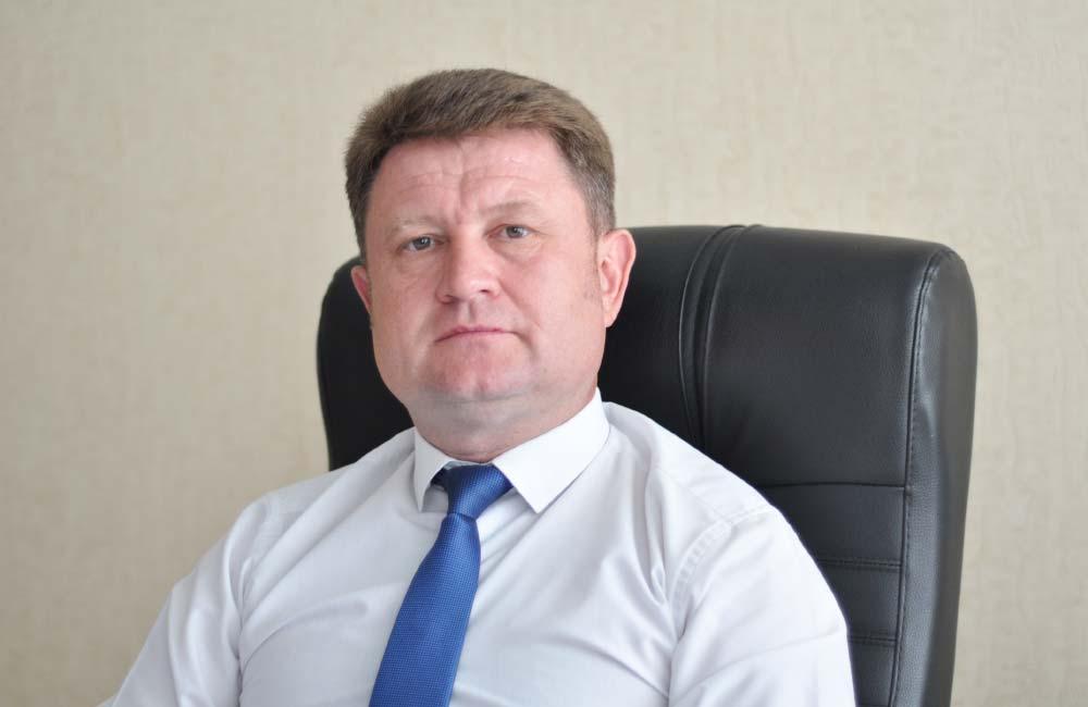 Григорій Оксак, головний лікар Полтавської обласної клінічної лікарні