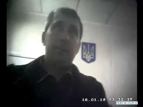 Розмова Трихни з суддею Гольник 16 01 2015 р