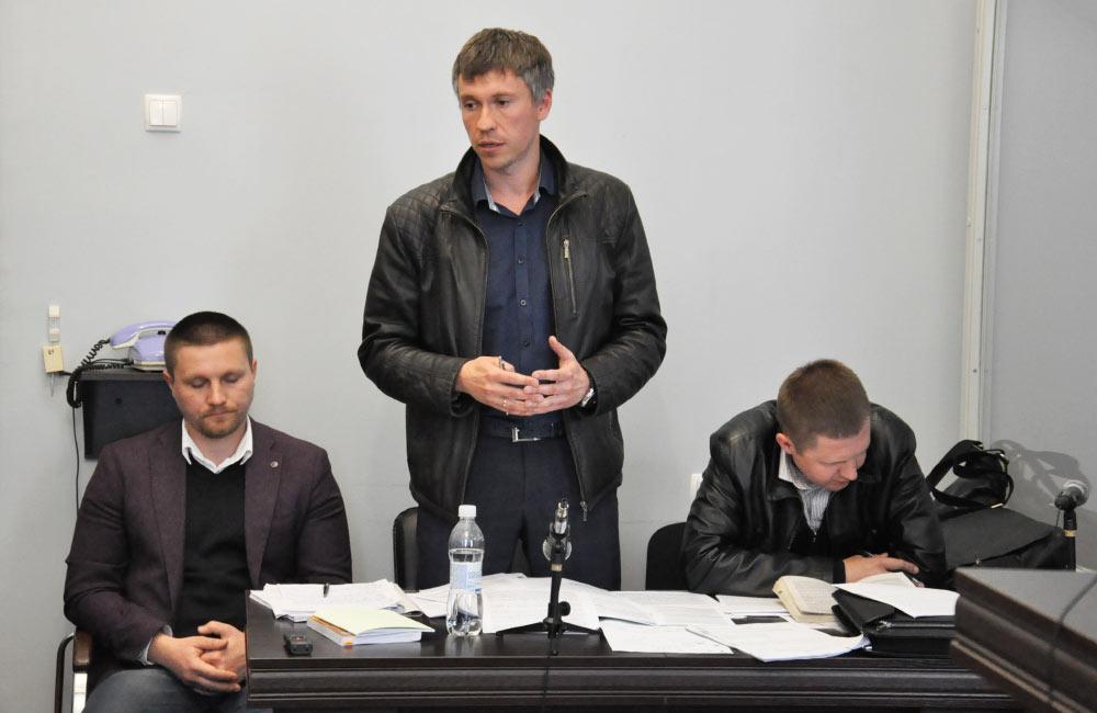 Адвокати Григорій Фелоненко, Максим Дашко та Михайло Самойленко
