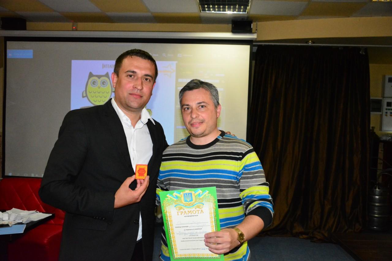 Перший магістр Клубу Станіслав Майзус