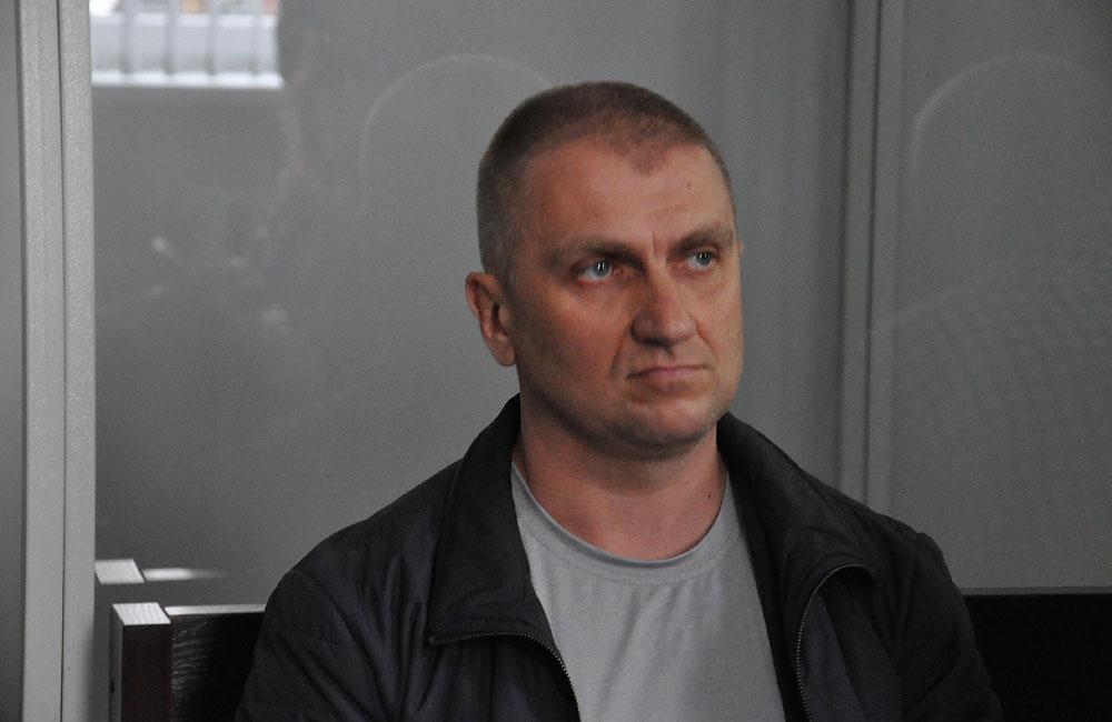 Підозрюваний Євгеній Усенко