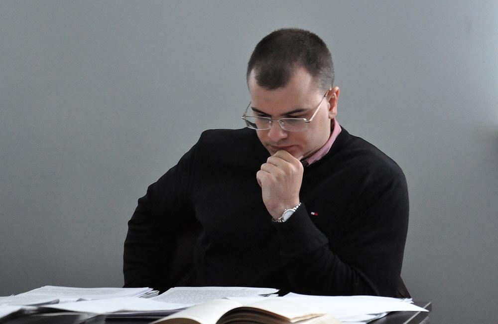 Прокурор Руслан Пічугин