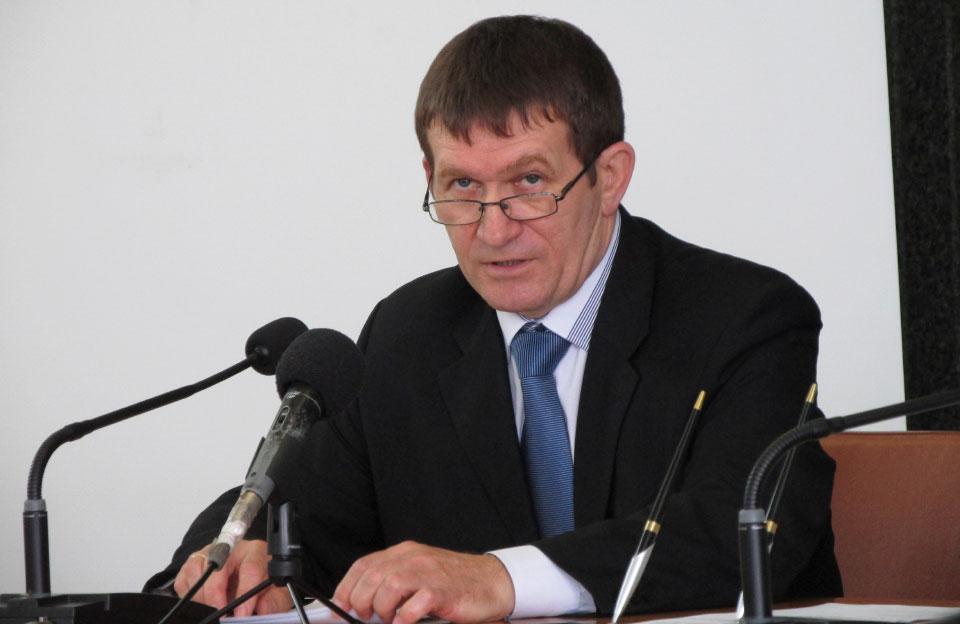 Директор Департаменту агропромислового розвитку Сергій Фролов