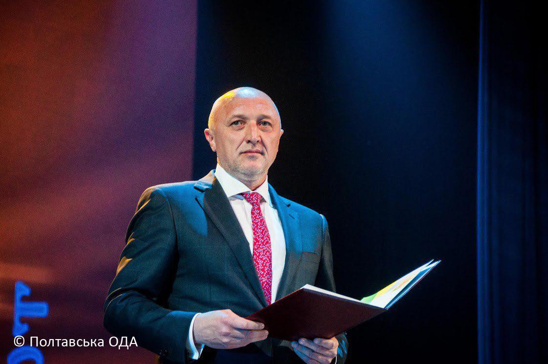 Голова Полтавської ОДА привітав керівництво курорту за 100-річчям