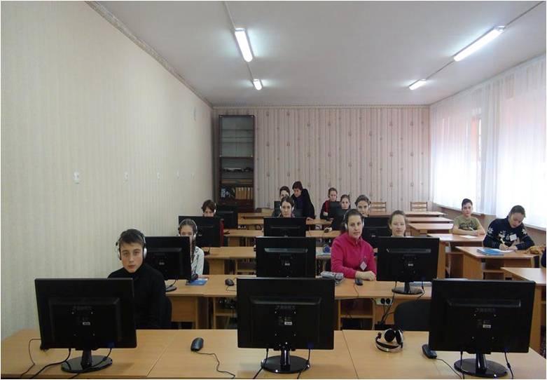 Ось так виглядають  комп'ютерні класи