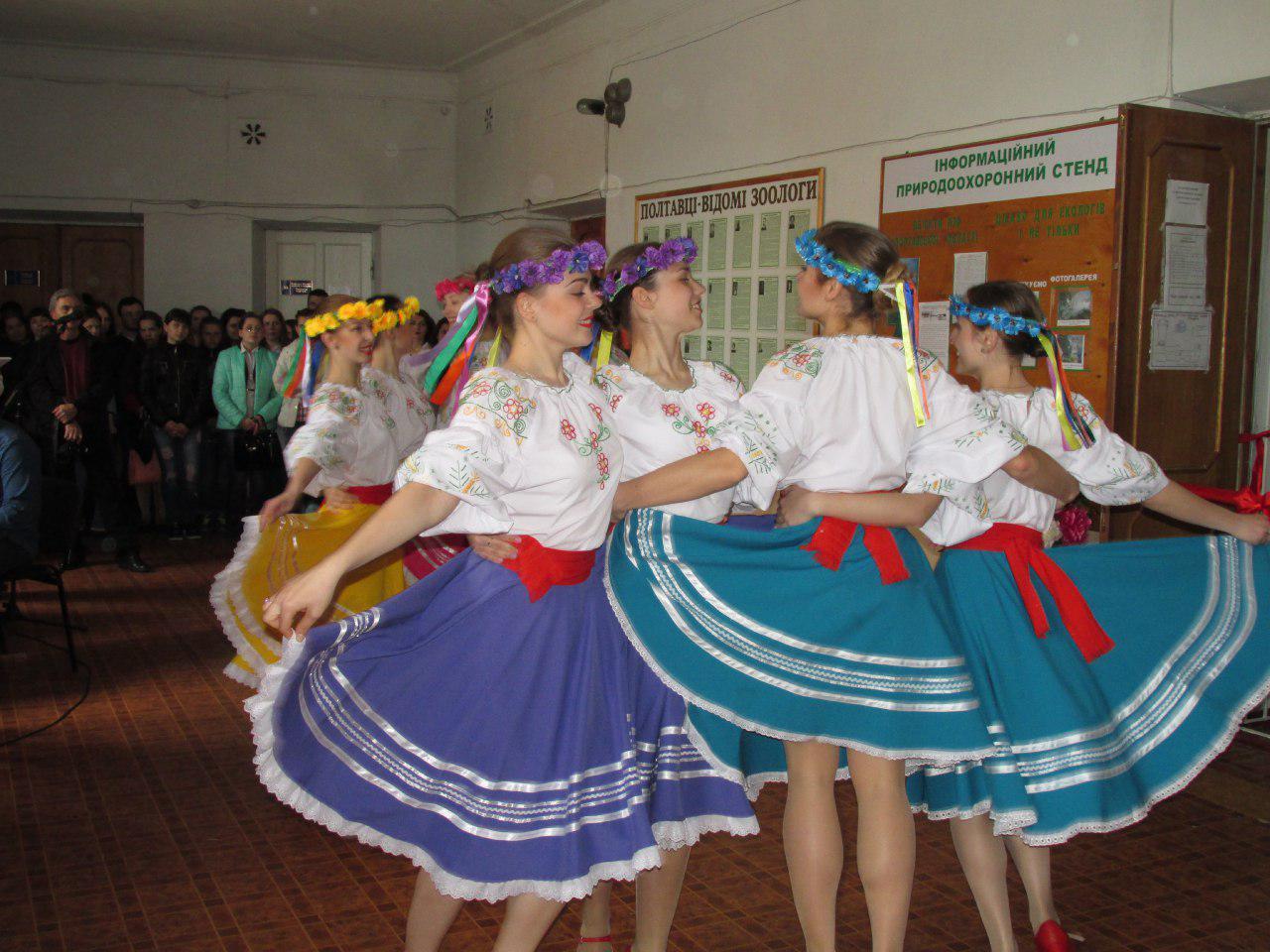 Танцювальний колектив «Весна»