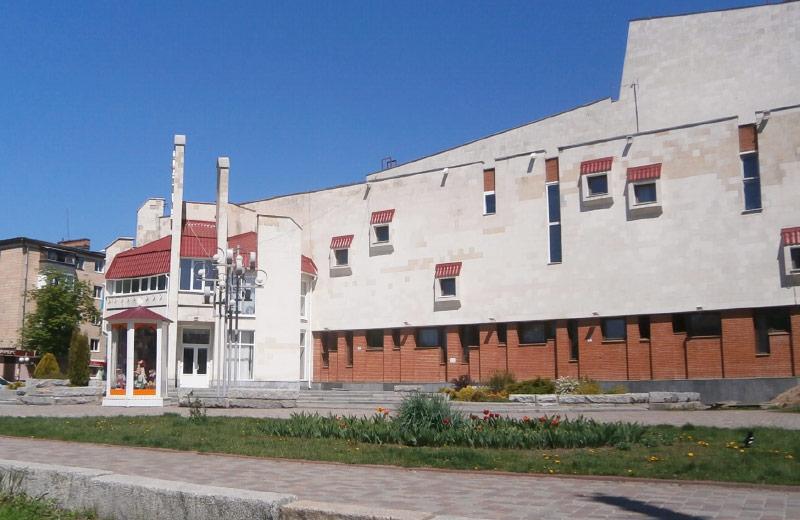 Полтавський академічний обласний театр ляльок