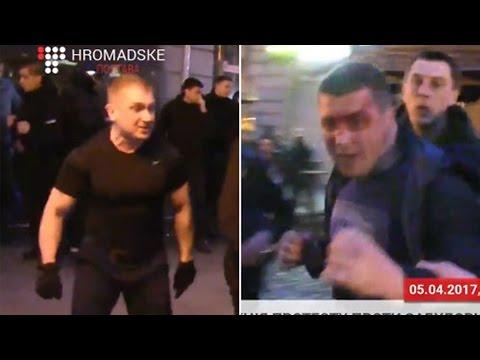 Підозрюваний у різанині біля арки Прядко оскаржує тримання під вартою