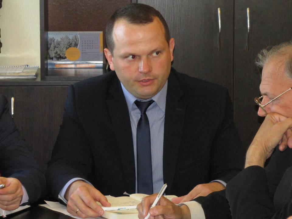 Менеджер з регіональної безпеки Полтавської філії ПАТ «Укртелеком» Сергій Князєв