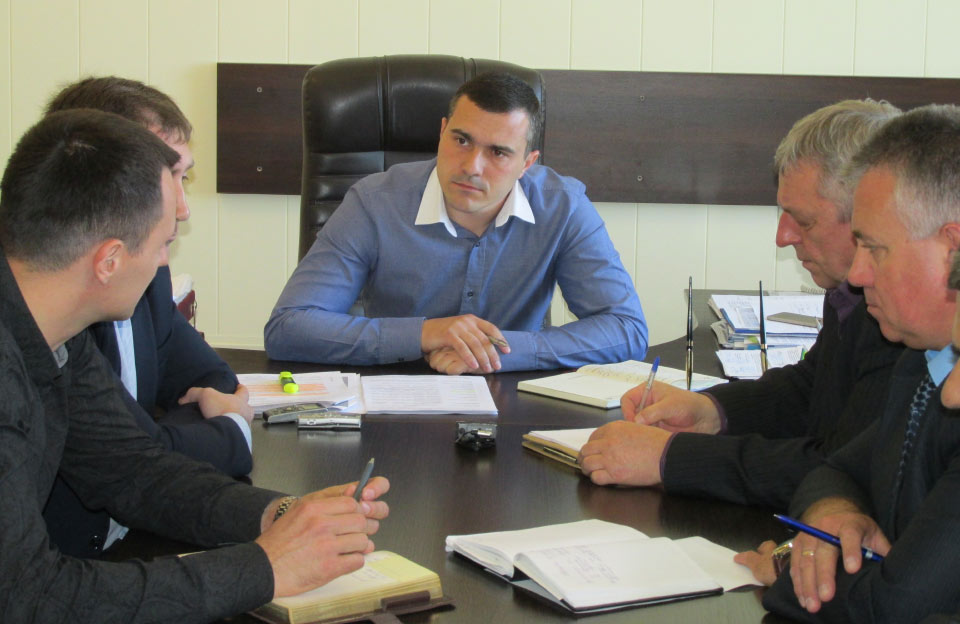 Начальник управління інфраструктури та туризму Полтавської ОДА Олександр Колесников