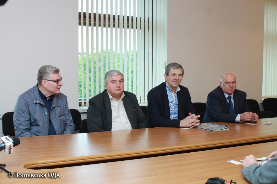Представники болгарської делегації