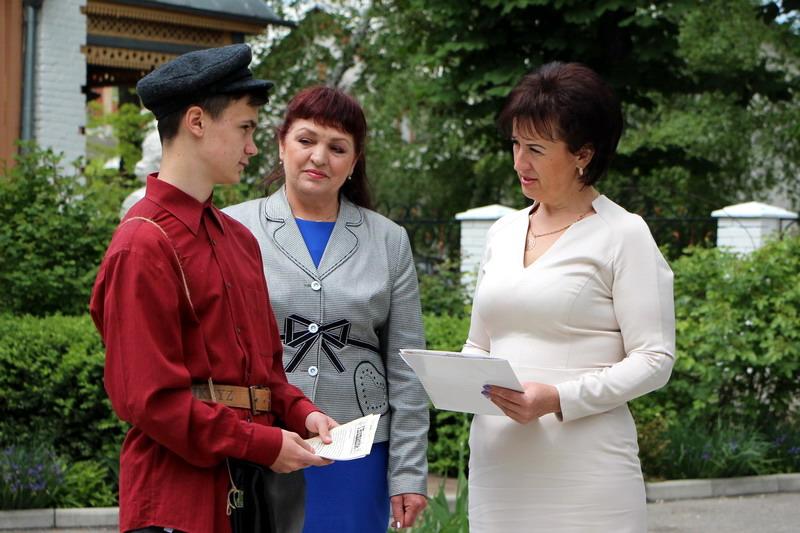 Заступника міського голови Світлану Тарашевську запрошують на виставу аматорського театру «Антракт»