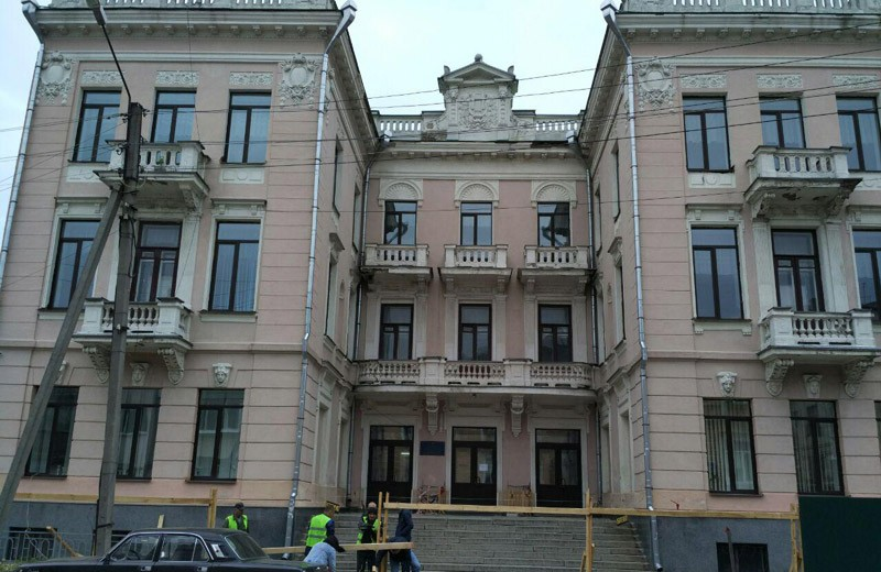 Палац дитячої та юнацької творчості
