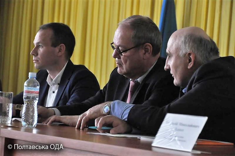 Директор представництва Фонду імені Фрідріха Еберта в Україні Маттес Бубе