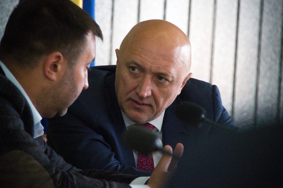 Роман Товстий та Валерій Головко