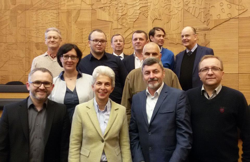 Громадянська позиція в ратуші Дюссельдорфу з друзями з FDP