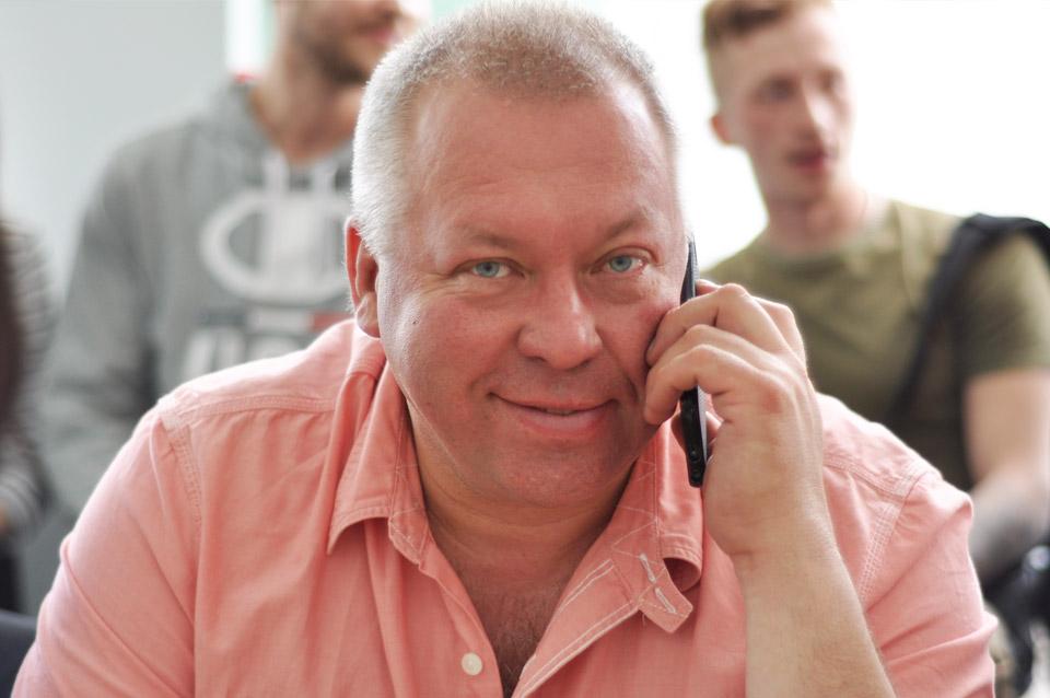 Дмитро Петров