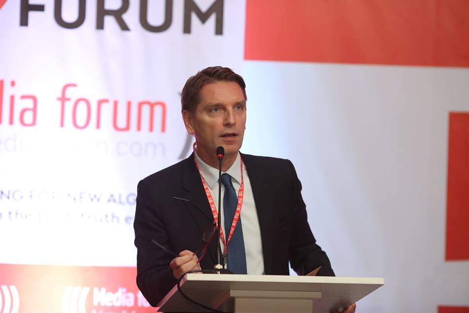 Томаш Ліс (фото Lviv Media Forum)