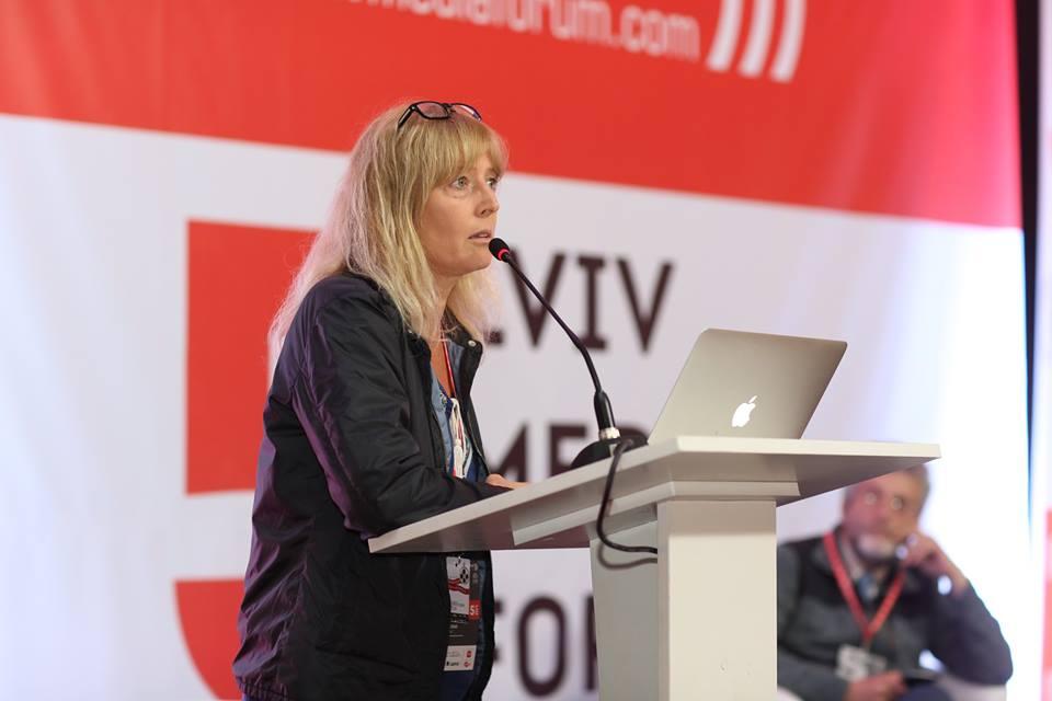 Ганна Поллак (фото Lviv Media Forum)