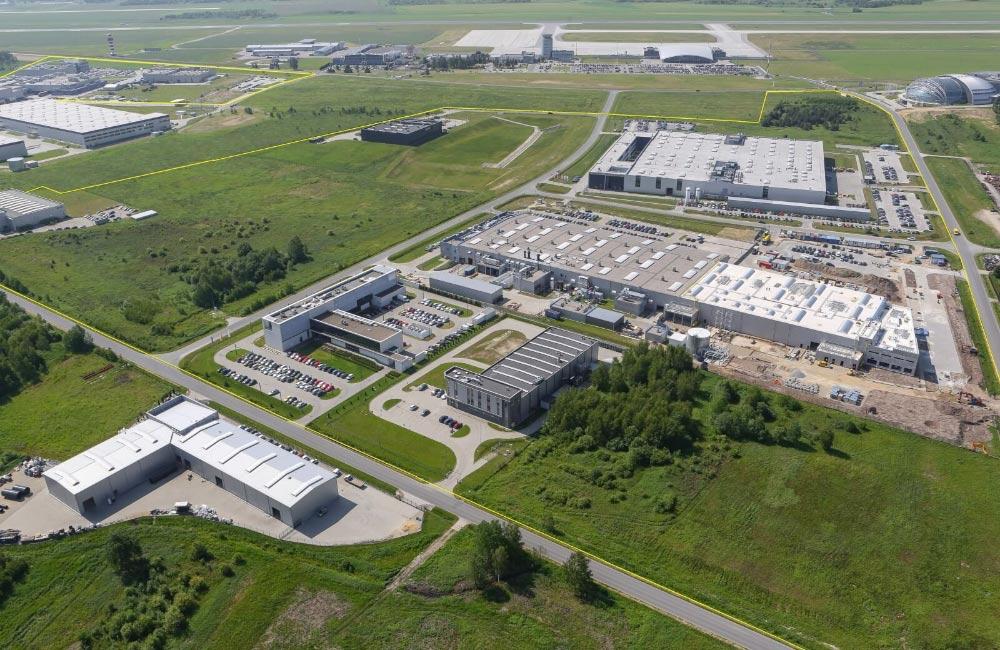 Підкарпатський науково-технічний парк «Аерополіс»