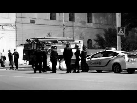 Пожар Кадетский корпус Полтава