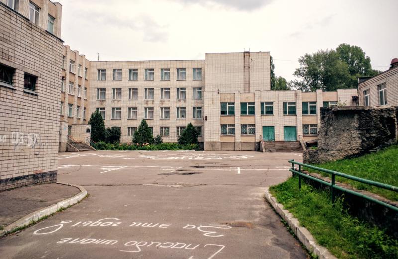 ЗОШ № 17 «Вибір» ім. М.Г. Неленя у Кременчуці