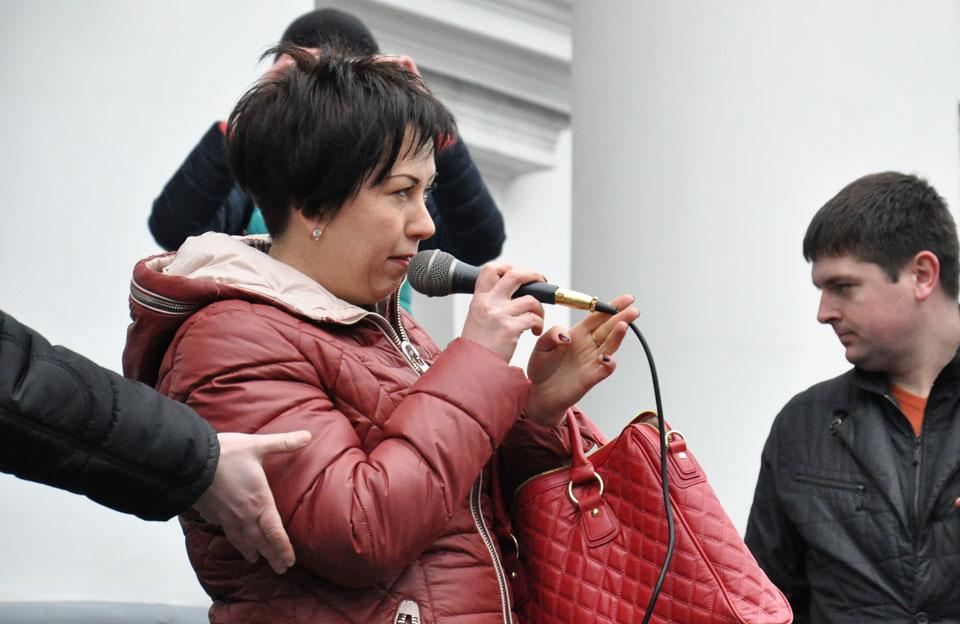 Світлана Бондарєва