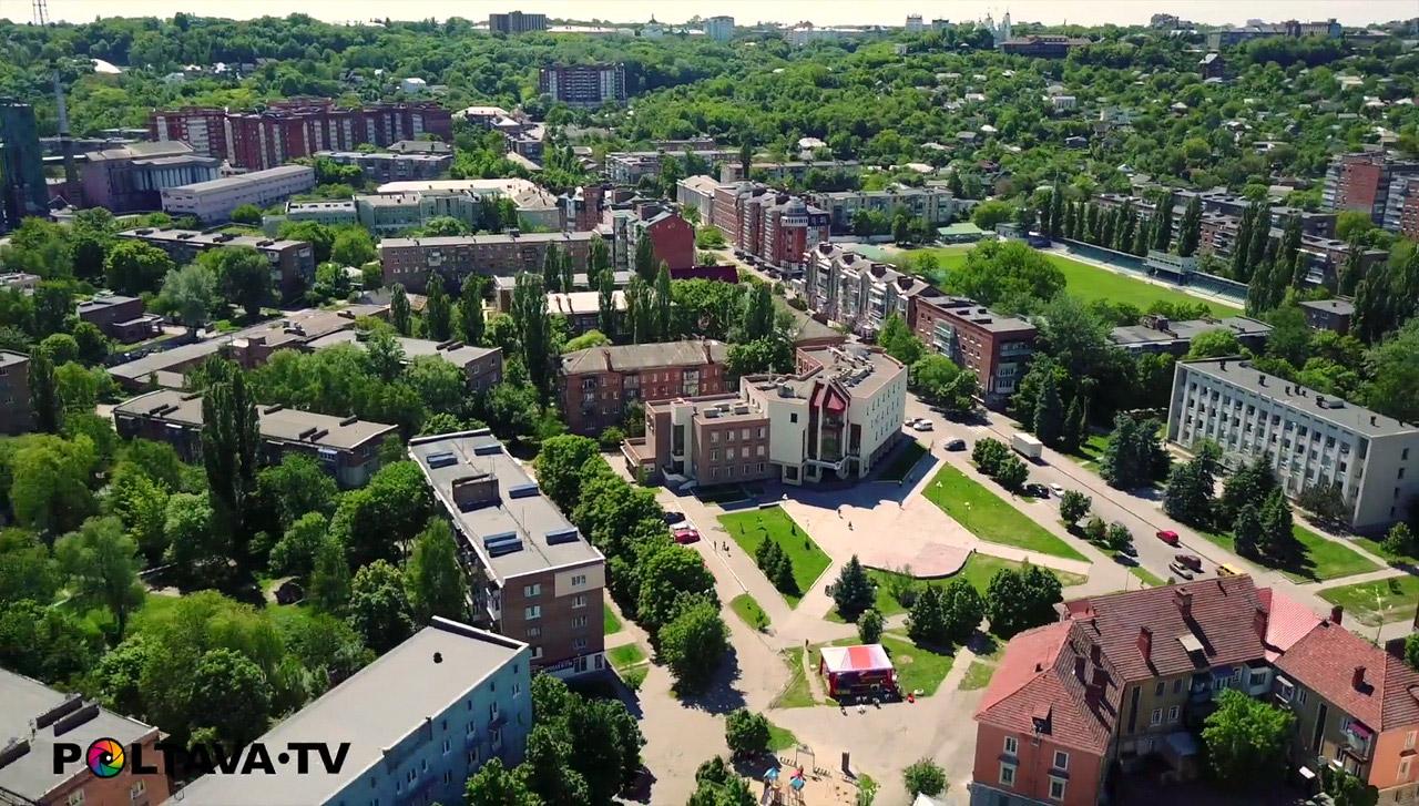 З Подолу відкривається гарний вид на Інститутську та Іванову гору.