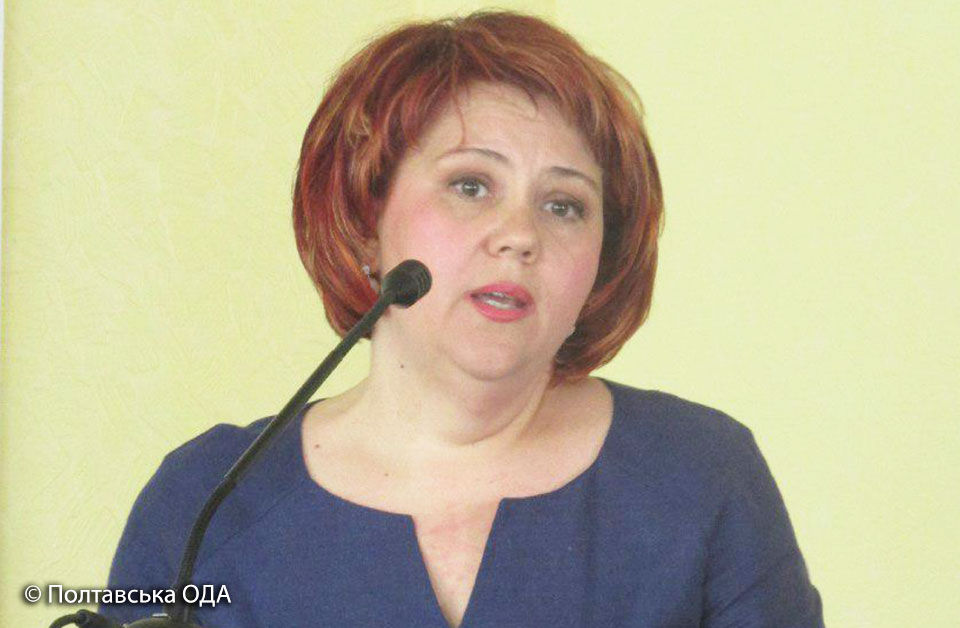 Валентина Франчук