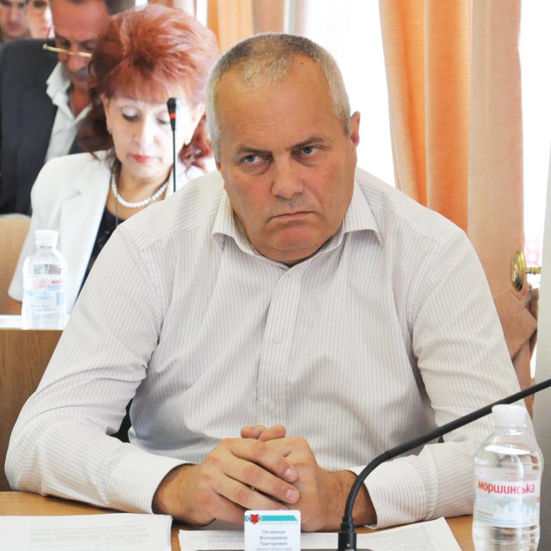Володимир Печериця