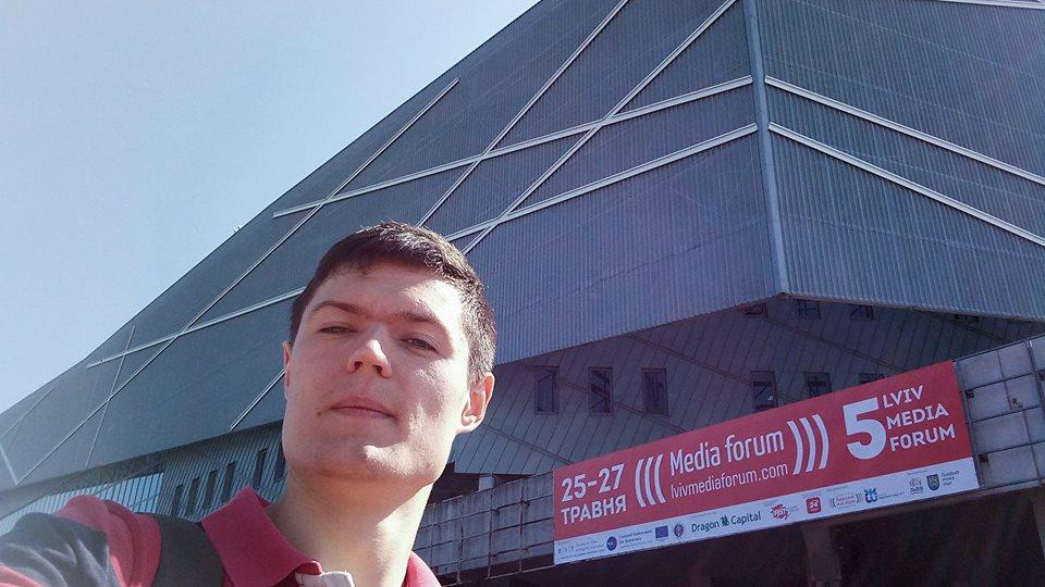 Андрій Бродецький (фото — Lviv Media Forum)