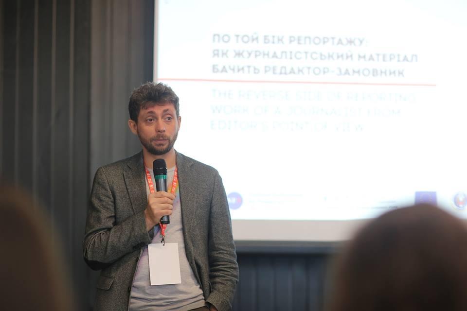 Тімур Олевський (фото — Lviv Media Forum)