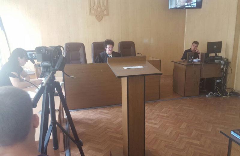 Судове засідання під головуванням Олени Шевської