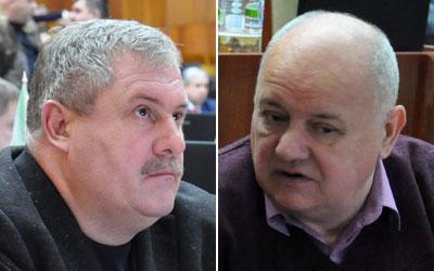 Іван Сидоренко та Михайло Міщенко
