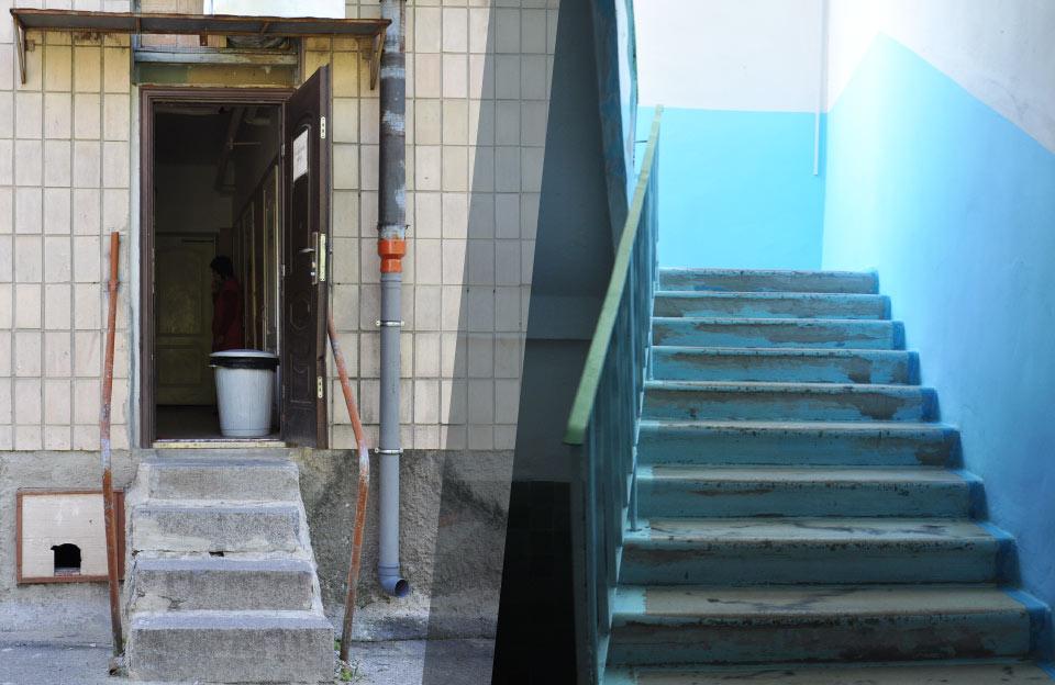У терапевтичному відділення 1-ї міської лікарні досі відсутній ліфт