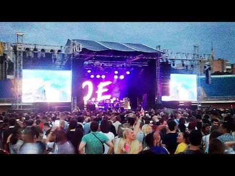 Концерт гурту «Океан Ельзи» у Полтаві (2017.06.07)