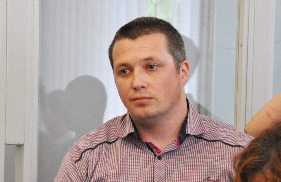 Анатолій Прядко на судовому засіданні 12 червня