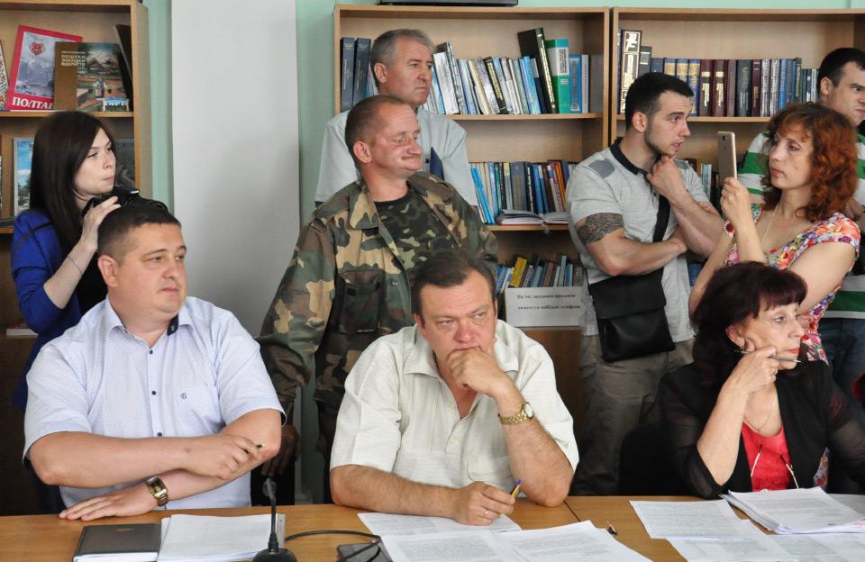 Андрій Лямін, Тимофій Гаєвий та Майя Матвеєва