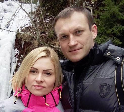 Ольга та Володимир Медяник