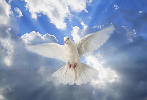 Святий Дух (джерело — cerkvalvelesnytsya.io.ua)