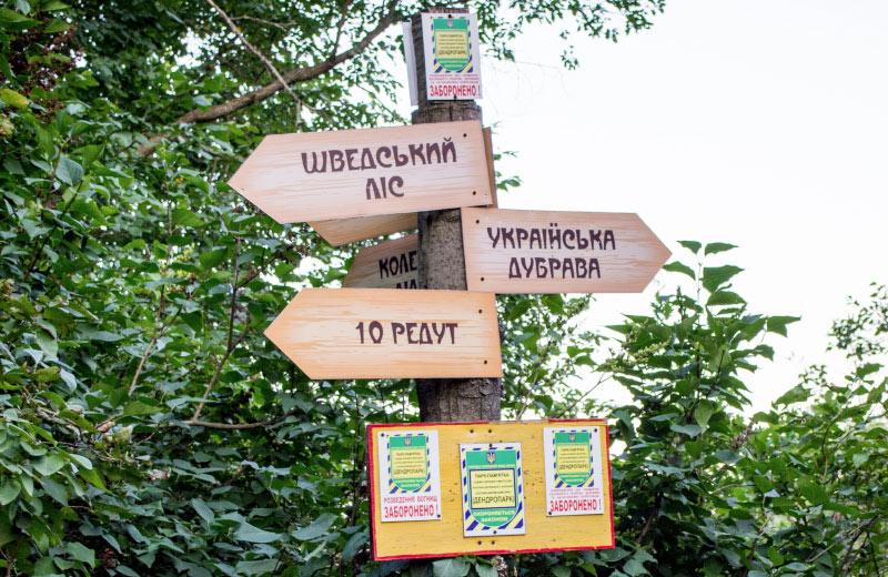 Полтавський міський парк — дендропарк