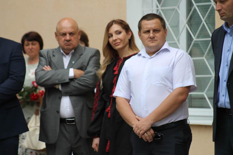 Начальник УКБ Тимофій Голбан