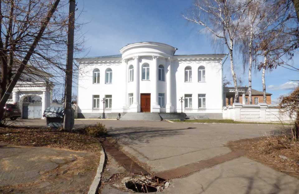 Історичний будинок на вулиці Спаській, 11
